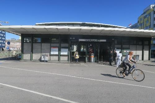 U4 und U6 U-Bahn Sta